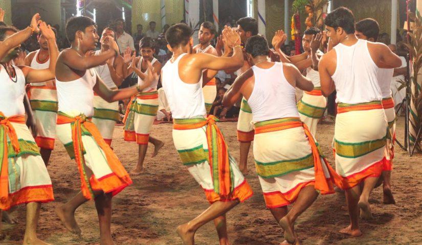 Chettikulangara kumbhabharani, Kuthiyottam