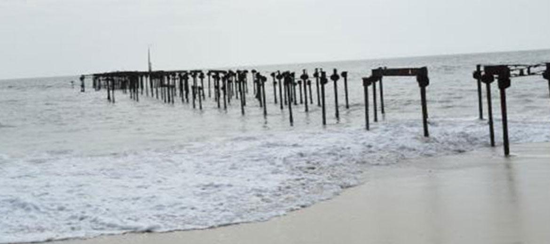 Alappuzha Beach, Attractions near Haripad. Places to visit near Haripad, Light House Beach, Kerala Tourism