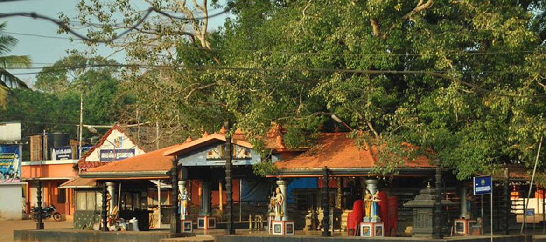 Padanilam Parabrahma Temple, Famous places near haripad