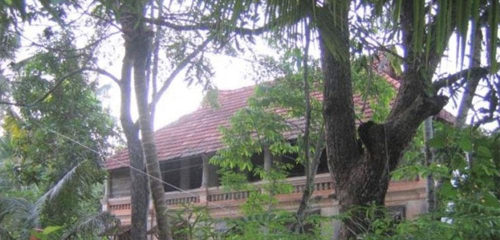 Anandhapuram palace