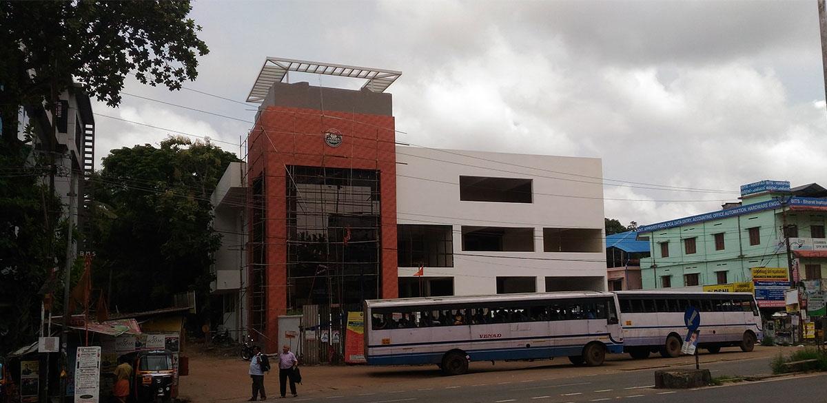 HARIPAD KSRTC BUS STAND
