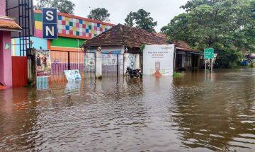 FLOOD IN HARIPAD