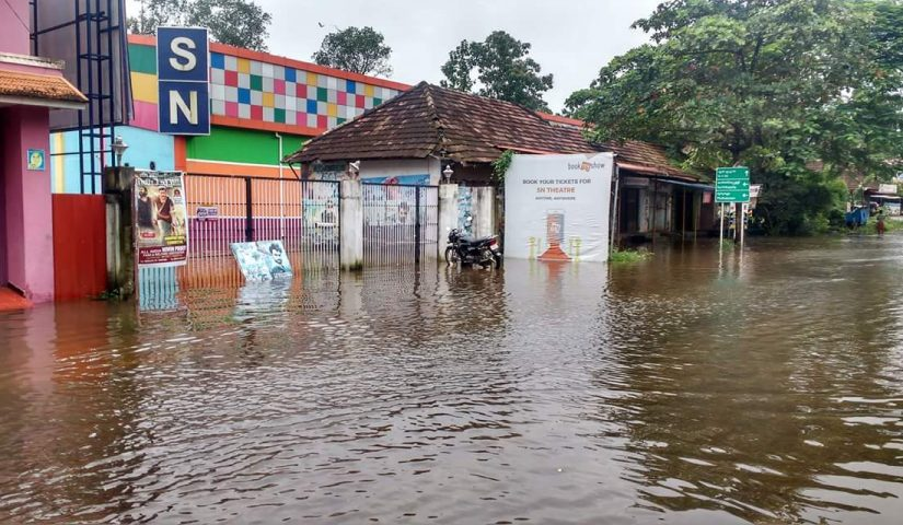 FLOOD IN HARIPAD